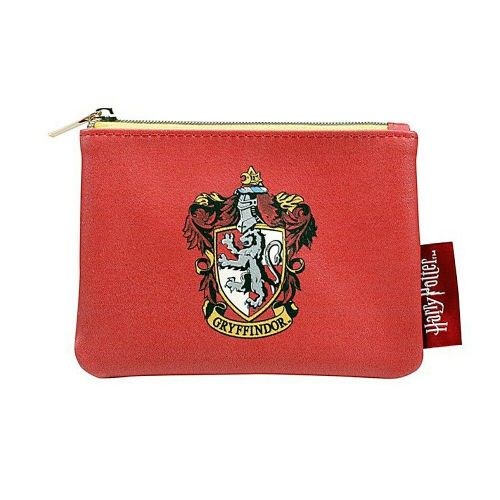 Harry Potter Gryffindor Crest Small Coin Purse Pouch